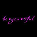 Be.You.Tiful logo