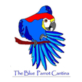 The Blue Parrot Cantina logo