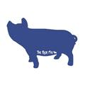 The Blue Pig logo