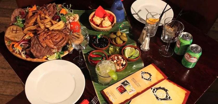 5pm Festive Dining