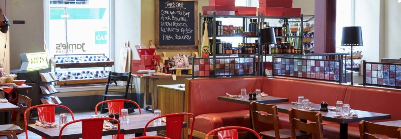 Jamie S Italian Glasgow Glasgow Restaurant Bookings Offers