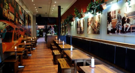 Cafe Andaluz West End Offers
