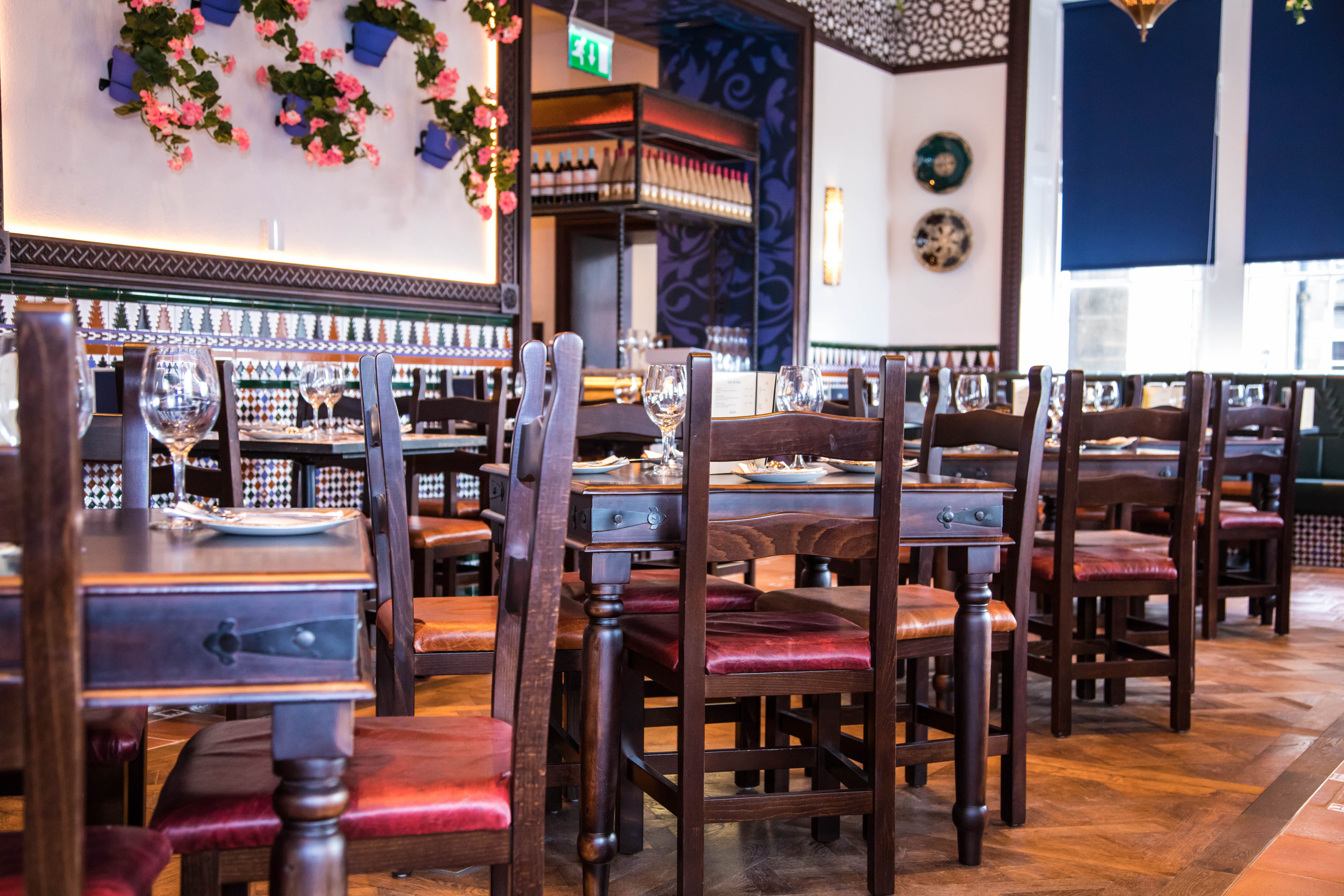 Been to Cafe Andaluz? Share your experiences!