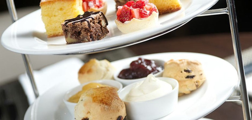 Acanthus at Macdonald Holyrood Hotel offers a traditional afternoon tea and much more.