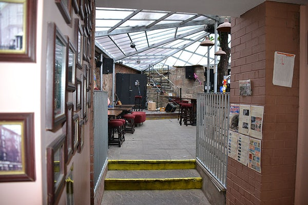 The Clutha Victoria Bar Glasgow Restaurant Bookings Offers