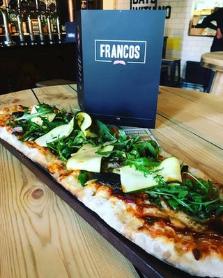 Francos Nb Glasgow Restaurant Bookings Offers 5pmcouk