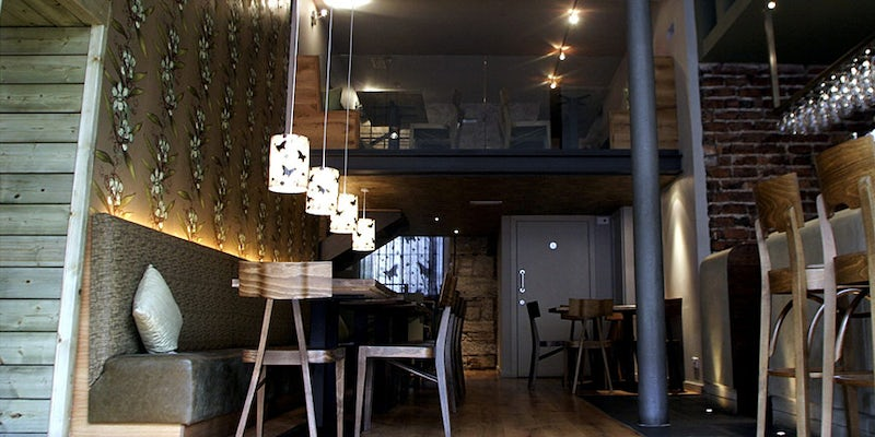 The Left Bank Glasgow Restaurant Bookings Offers 5pm