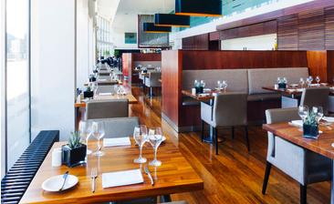 Metro Bar Amp Brasserie Apex Hotel Dundee Restaurant