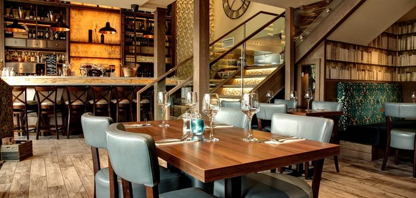 Raffaelle S Italian Kitchen Bar Glasgow Restaurant Bookings