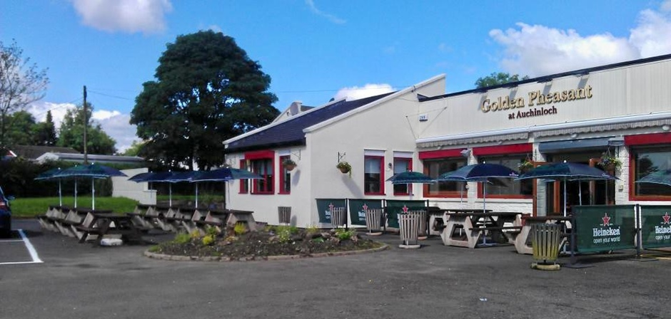 User review of the golden pheasant by annette erasmus on for The pheasant pub london
