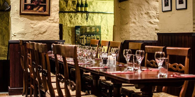 A Room In The West End Edinburgh Restaurant Bookings