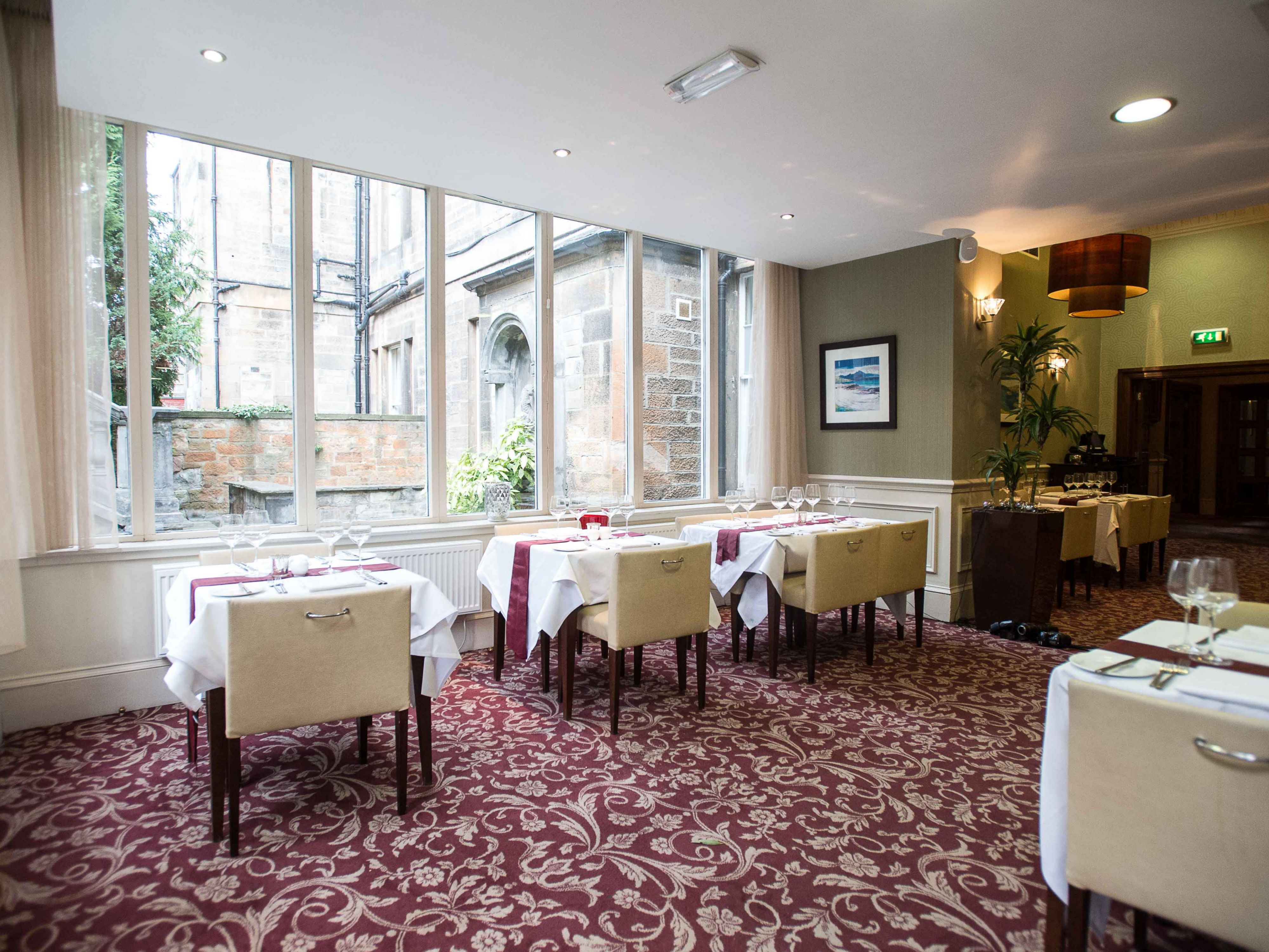 User review of terrace restaurant crowne plaza by for 18 royal terrace edinburgh eh7 5aq