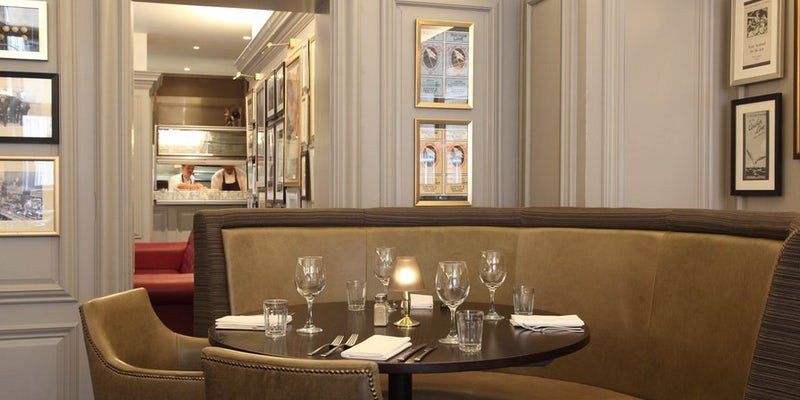 The Anchor Line Glasgow Restaurant Bookings Offers 5pm Co Uk