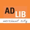 Ad Lib Merchant City logo