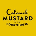 Colonel Mustard In The Courthouse  logo