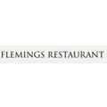 Flemings Restaurant  logo