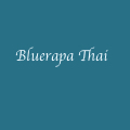 Bluerapa Thai logo