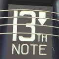 The 13th Note   logo
